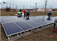 Cayman solar company powering Bahamas relief effort