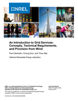 New Resource - An Introduction to Grid Services: Concepts, Technical Requirements, and Provision from Wind